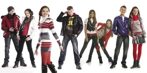 9fc0a36acef Одежда для подростков