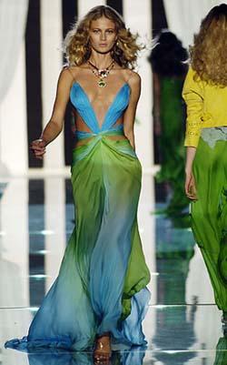 Женские нарядные платья от роберто ковали