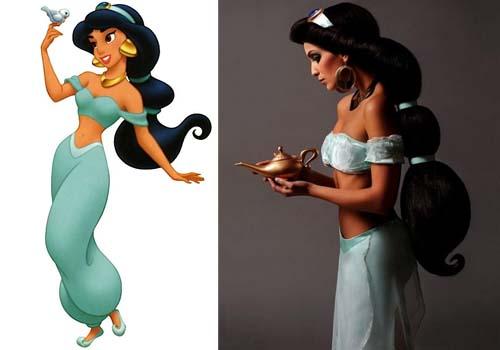 Как сшить платье принцессы диснея