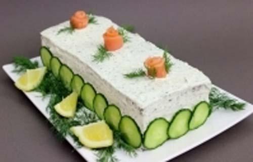торт из лосося по рецепту марты стюарт
