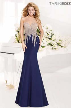 f6b7080decf Роскошные платья Tarik Ediz удивляют своей дизайнерской находкой
