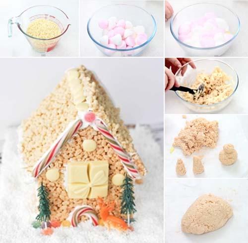 рисовая масса для фигурок рецепт