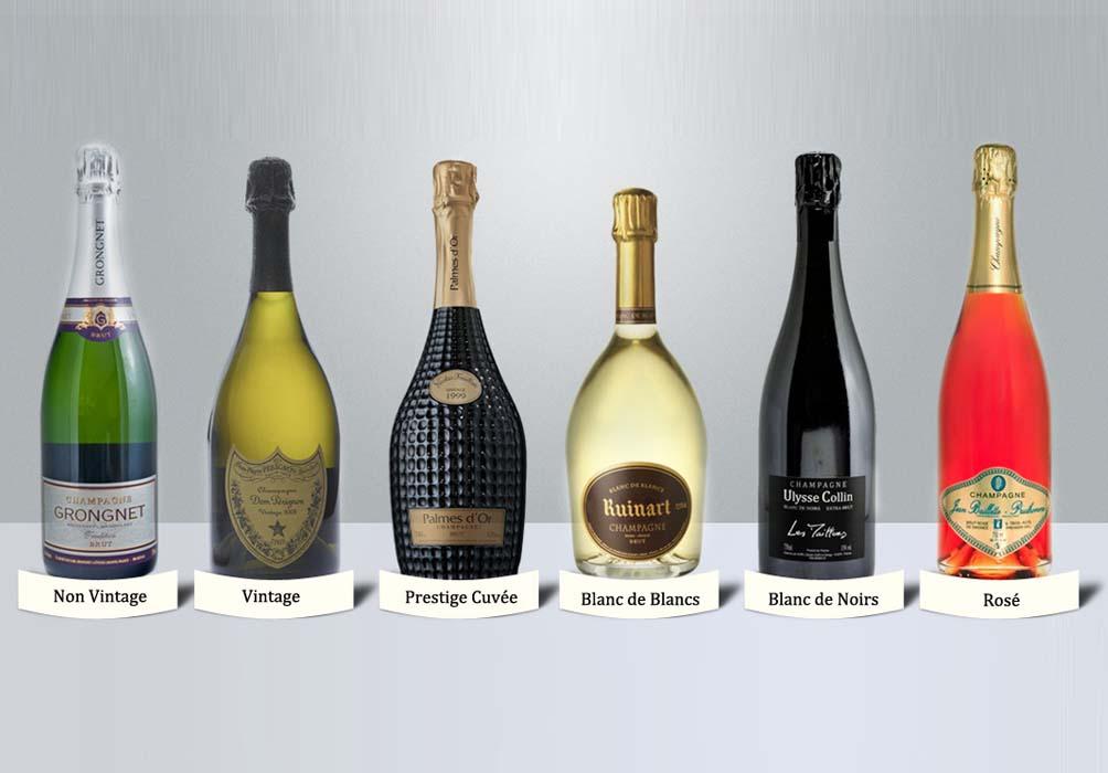 Картинки по запросу виды шампанского