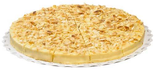 миндальный торт из икеа рецепт